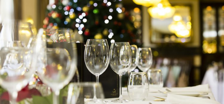 New Years at Grande Roche Hotel