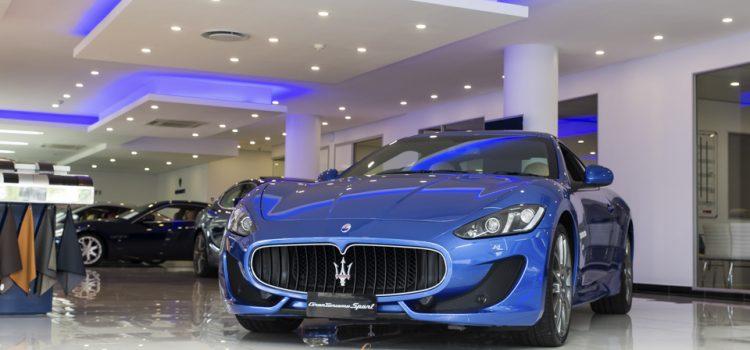 Maserati – Levante