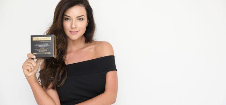 Cindy Nel Ambassador For Collagen Lift Paris